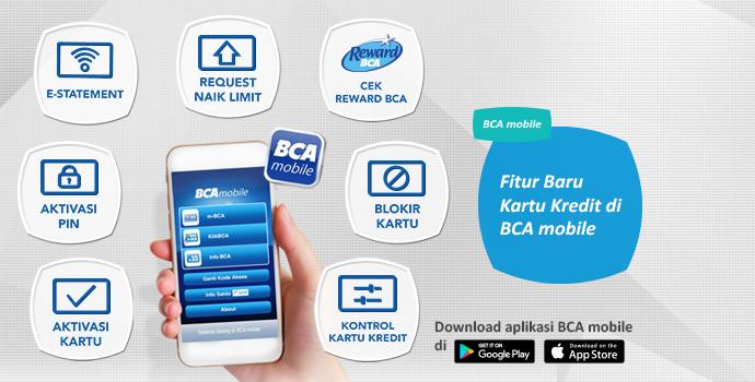 Begini Cara Aktivasi Kartu Kredit Bca Via Mobile Banking Dan Sms